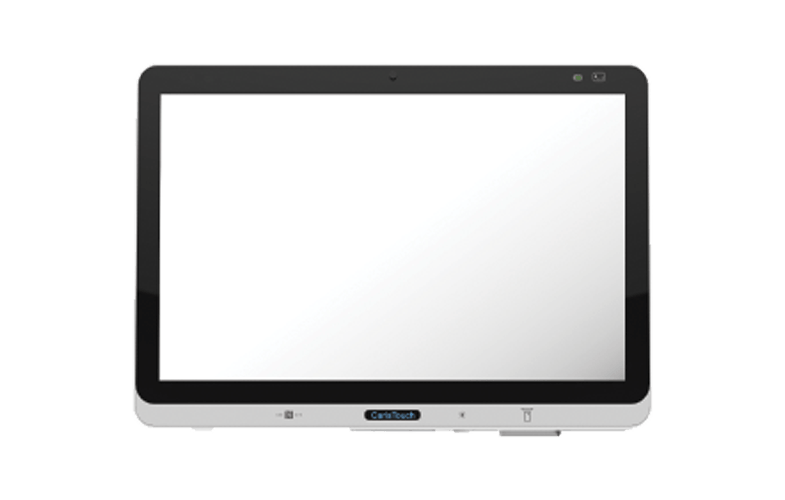 18″ Wall Mounted Touchscreen Widescreen