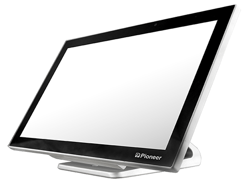 16″ Wall Mounted Touchscreen Widescreen