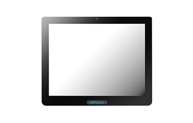 15″ Wall Mounted Touchscreen