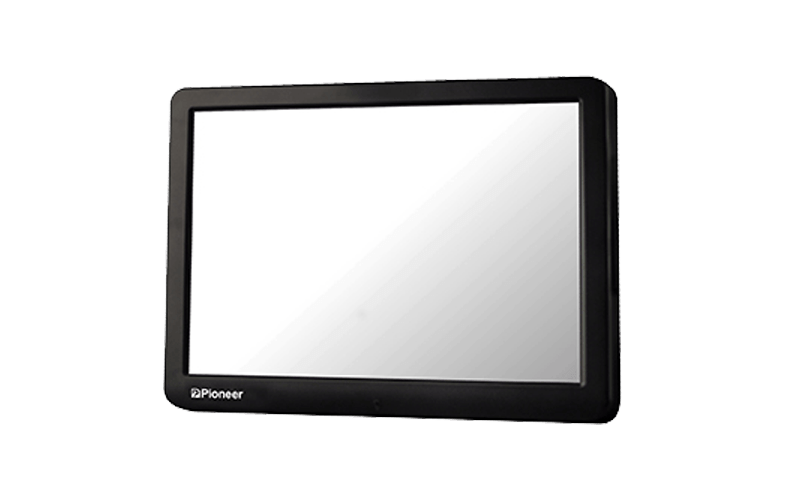 15″ Wall Mounted Touchscreen with Backup Battery