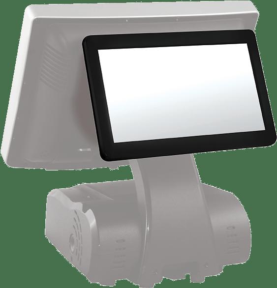 S-Line II Rear LCD