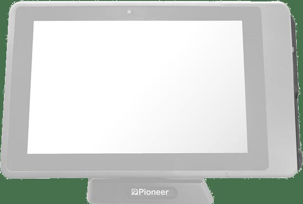 T3P Magnetic Stripe Reader