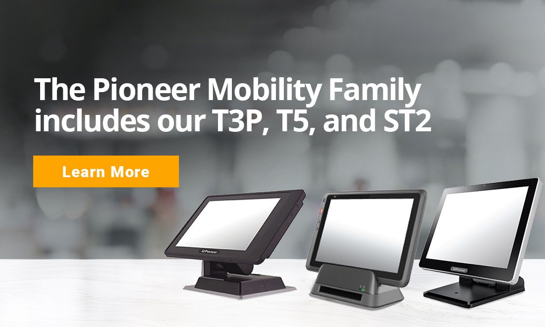 Introducing Pioneer's Mobility Family of Products