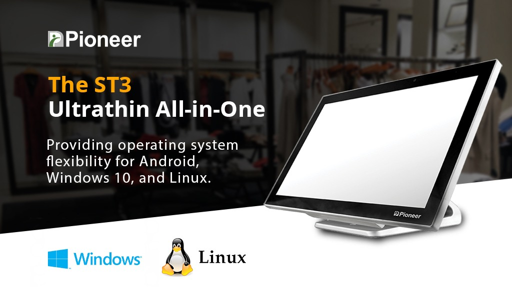 Pioneer Solution Operating Systems Capabilities